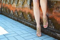 #fashion #shoes REINVENT YOURSELF: Summer look from Bali