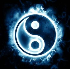 Illustration about Lightning yin-yang sign. For your design. Illustration of graphic, bright, light - 70122641 Arte Yin Yang, Yin Yang Art, Yin Yang Tattoos, Flash Wallpaper, Neon Wallpaper, Ying Yang Wallpaper, Foto Logo, Yin Yang Designs, Flame Art
