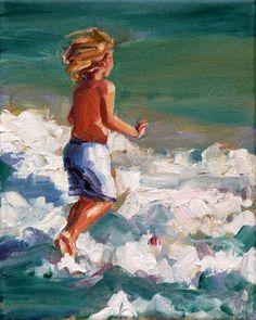 Carol Carmichael Paints: fordham