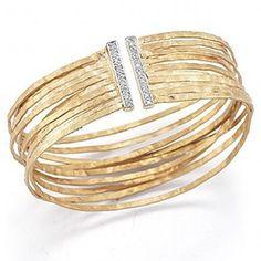 I.REISS Gold and Diamond Bracelet at Craig's Fine Jewelry