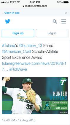 d42ad6e3f7120 Excellence! Rhonda Freeman · Tulane Baseball ...