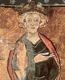 Edward the Confessor - King of England, last Anglo-Saxon king of the House of Wessex Uk History, British History, Tudor History, Adele, Anglo Saxon Kings, King Ragnar, Warrior King, Plantagenet, Early Middle Ages