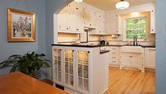award- winning small kitchen remodel