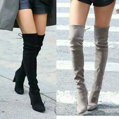 Womens knee high boots beautiful. Available to buy in our store. Click the shop link
