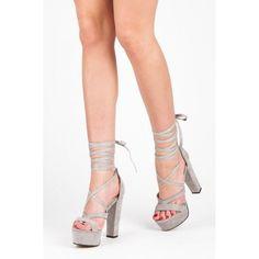 Dámské sandály Sergio Todzi Kumerda šedé – šedá Krásné a dlouhé nohy za vteřinku! Velmi atraktivní sandály s hrubým podpatkem zajistí bezpečnou chůzi. Šněrování vám upevní krok a zároveň působí velmi žensky. Výborně se hodí … Ballet Shoes, Dance Shoes, Ladies Sandals, Lace Up, Flats, Fashion, Ballet Flat, Dancing Shoes, Moda