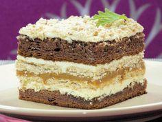 Toffi świąteczne - Przepisy kulinarne - Ciasta i słodkości Tiramisu, Food And Drink, Ethnic Recipes, Cakes, Kuchen, Cake Makers, Cake, Pastries, Tiramisu Cake