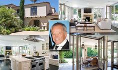 Celebrity chef Wolfgang Puck sells his plush  mansion for $8.5m