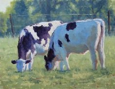 Milkman by Kathleen Dunphy Oil ~ 14 x 18