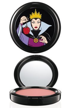 Pin for Later: 230 of the Best Collaboration Products MAC Has Ever Created MAC Cosmetics x Venomous Villains: Evil Queen Beauty Powder in Oh So Fair