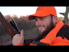 Rifle Season Whitetail Doe Hunting 2017 - Luke Nugent - YouTube