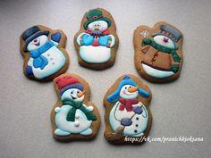 Новые фотографии Iced Cookies, Cupcake Cookies, Sugar Cookies, Snowman Cookies, Christmas Cookies, Cake Pop, Royal Icing, Cookie Decorating, Amazing Cakes