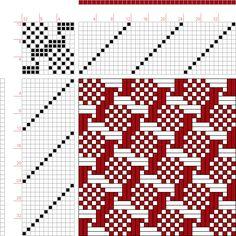 draft image: 12034, 2500 Armature - Intreccio Per Tessuti Di Lana, Cotone, Rayon, Seta - Eugenio Poma, 12S, 12T