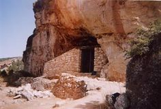 La Cueva de los Casares Guadalajara, España.