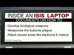 Report: ISIS laptop has plans for attacks