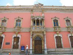 Hidalgo del Parral, Chihuahua, Mexico: Casa Griensen