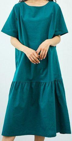 Stylish Dresses For Girls, Simple Dresses, Girls Dresses, Dress Design Patterns, Sewing Patterns, Latest African Fashion Dresses, Costume Patterns, Mothers Dresses, Maternity Dresses