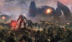Halo Wars 2 Xbox One. Build your Halo Army: Multiplayer warfare