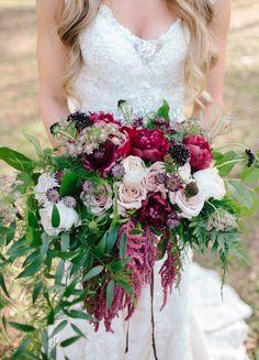 Stunning wedding #bouquet @weddingchicks