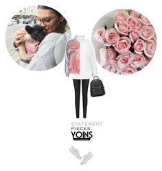 """// 1228. Statement Pieces with Yoins."" by lilymcenvy ❤ liked on Polyvore featuring yoins, yoinscollection and loveyoins"
