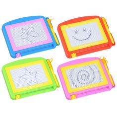 Etch A Sketch Doodle Magnetic Drawing Boards