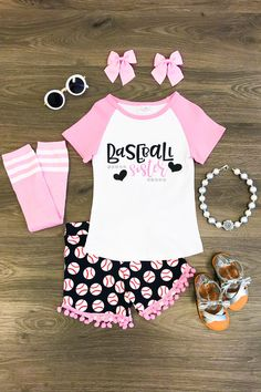 This+is+so+cute,+comfy,+and+perfect+for+this+baseball+season!++This+look+is+so+on+point+with+trends+and+we+are+loving+this+set!+Limited+quantities+and+won't+be+restocked,+going+fast+don't+miss+out!    Runs+true+to+size.  Set+Includes+Tank+top+and+matching+pom+pom+shorts.  Limited+edition+and+limi...
