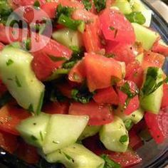 Arabischer Salat @ de.allrecipes.com