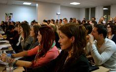 Le public de la conférence LabCom - conférences des professionnels du digital et de la communication
