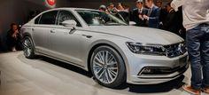 Genf 2016 - Der Oberklasse-Passat ist da: VW Phideon für den chinesischen Markt