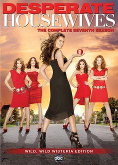 Desperate housewives saison 7 en dvd en France