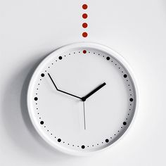 Great clock - reminds me of my ability with time zones!
