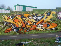 Sokem Wildstyle, Graffiti Art, Bristol, Qoutes, Cool Art, Street Art, Fancy, Colors, Painting