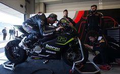Sykes el más rápido en Jerez Hayden sorprende