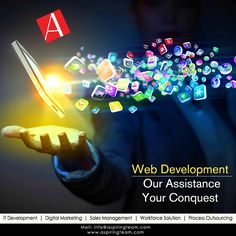 Looking for best Digital Marketing Company and agency In Delhi Noida? Aspiring Team, being the finest amongst all offers online marketing and branding services like SEO, SMO. Best Digital Marketing Company, Best Seo Company, Digital Marketing Services, Social Media Marketing Companies, Marketing Goals, Website Development Company, Web Development, Branding Services, Seo Services