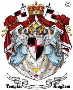 Ordre Souverain et Militaire du Temple de Jérusalem. In English, that's translated as The Sovereign Military Order of the Temple of Jerusalem Knights Hospitaller, Knights Templar, Rose Croix, Friedrich Ii, Crusader Knight, Christian Warrior, Military Orders, Medieval Knight, Chivalry