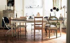 Gravity Interior | Paris apartment of Hans Blomquist via Ikea Family...