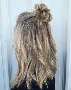 Top Knots for EVERY TYPE of Hair Length