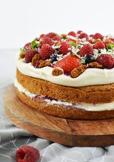 Bastogne taart 6 Pie Cake, No Bake Cake, Baking Recipes, Dessert Recipes, Cream Cheese Recipes, Sweet Pie, Breakfast Bake, Sweet Cakes, Fondant Cakes