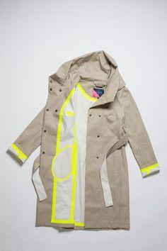 $620 Trench Coats For Women - GILA   Trout Rainwear