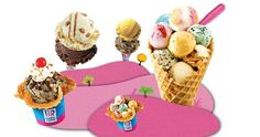 Buy 1, Get 1 Free On Your Birthday at Baskin Robbins