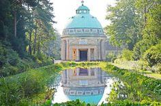 Bielefelder Friedhof ist der schönste in Deutschland +++  Architektur, Skulpturen und Natur – Sennefriedhof auf Platz eins