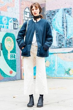 winter outfits new york - winteroutfits New York Street Style, Street Look, Mode Style, Winter Outfits, Winter Clothes, Fashion Outfits, Fashion Trends, Trending Outfits, Winter Fashion