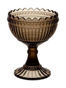 iittala / Marimekko Maribowls The traditional iittala Marimekko bowl, made of pressed colored glass, and formed into a beautiful ornate goblet, is a beautiful modern Finnish vessel.