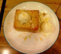 Original Shibuya Honey Toast at Cafe Shibuya