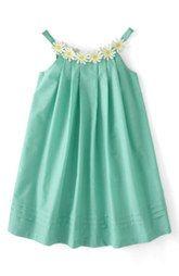 Mini Boden 'Daisy' Summer Dress (Toddler Girls, Little Girls & Big Girls)