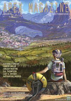 Apex Magazine Issue 77