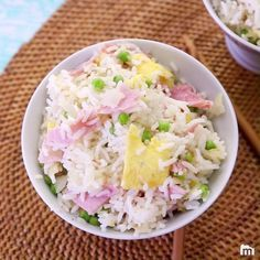 Riz cantonnais facile Potato Salad, Potatoes, Ethnic Recipes, Food, Cooking Recipes, Salads, Dish, Awesome, Potato