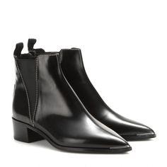 Acne Studios Black Jensen Boot