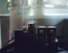 DIY tube amplifier