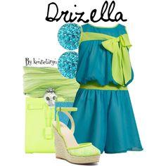 Drizella Anastasia And Drizella, Cinderella Disney, Disney Bound, Summer Dresses, Accessories, Clothes, Fashion, Outfits, Moda