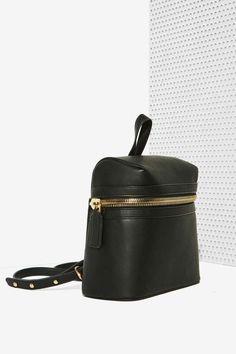 Flaming Zip Backpack - Bags + Backpacks